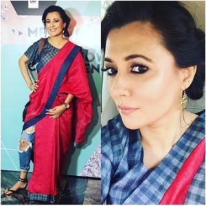 saree-denim